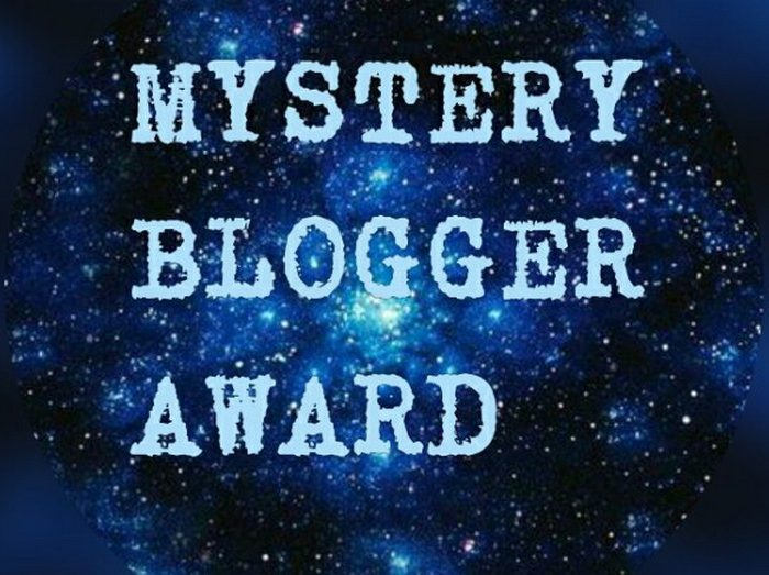 Nomination for The Mystery Blogger Award 2018!