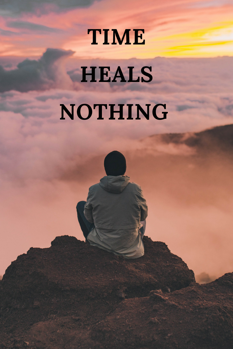 Time heals NOTHING – How to learn from mistakes…
