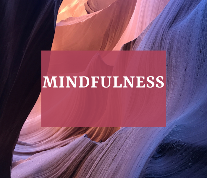 Mindfulness Is A Journey