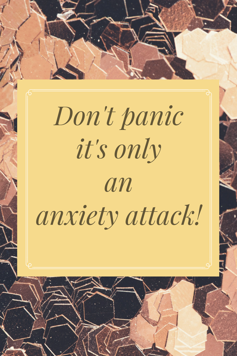 How to overcome anxiety attack