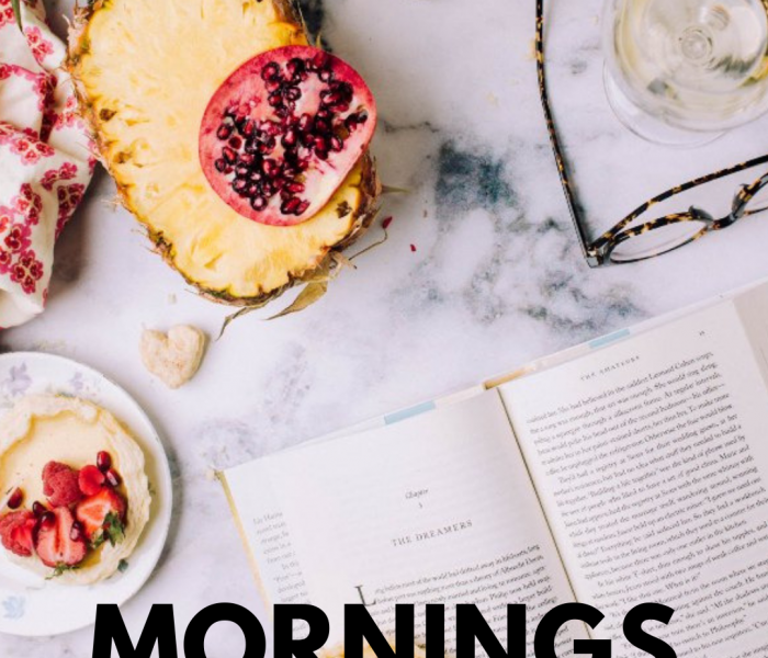 Simple Steps To Wake Up And Own Your Morning.