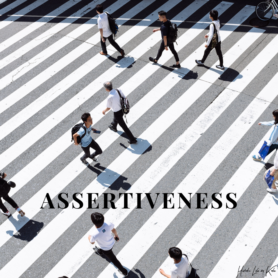 Assertiveness – How To Become An Assertive Person.