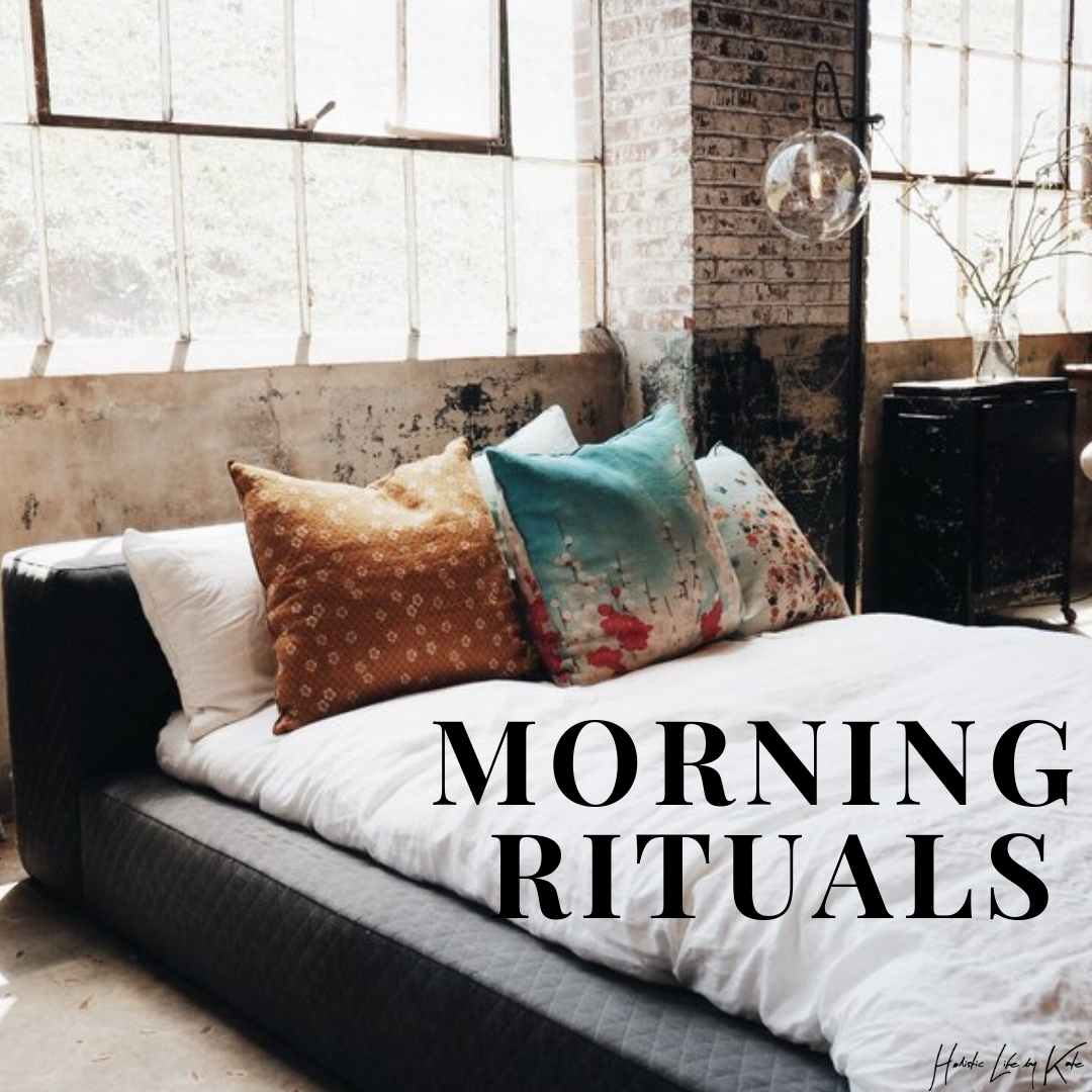 Life Changing Healthy Morning Rituals