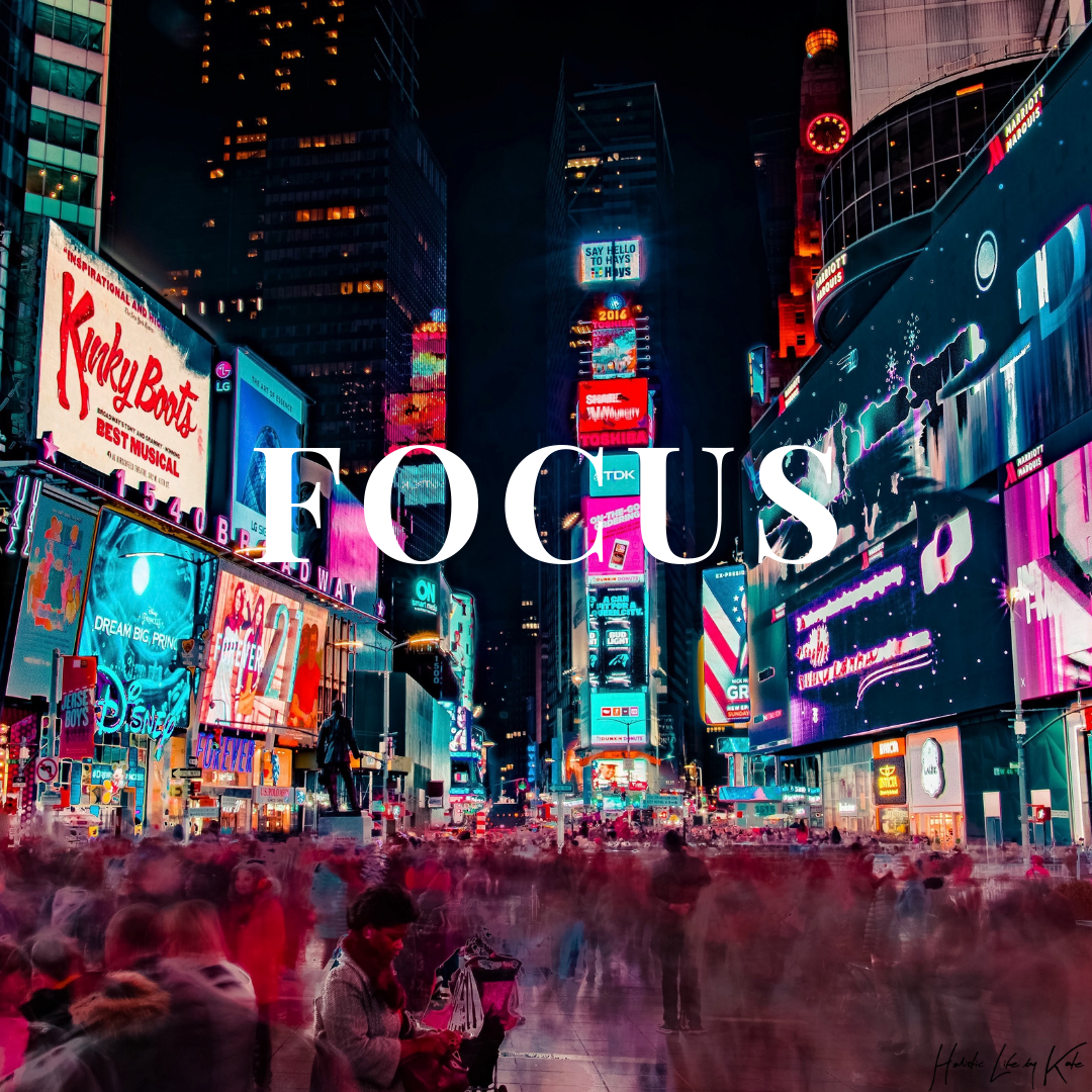 How To Stay Focused In A World Full Of Distractions