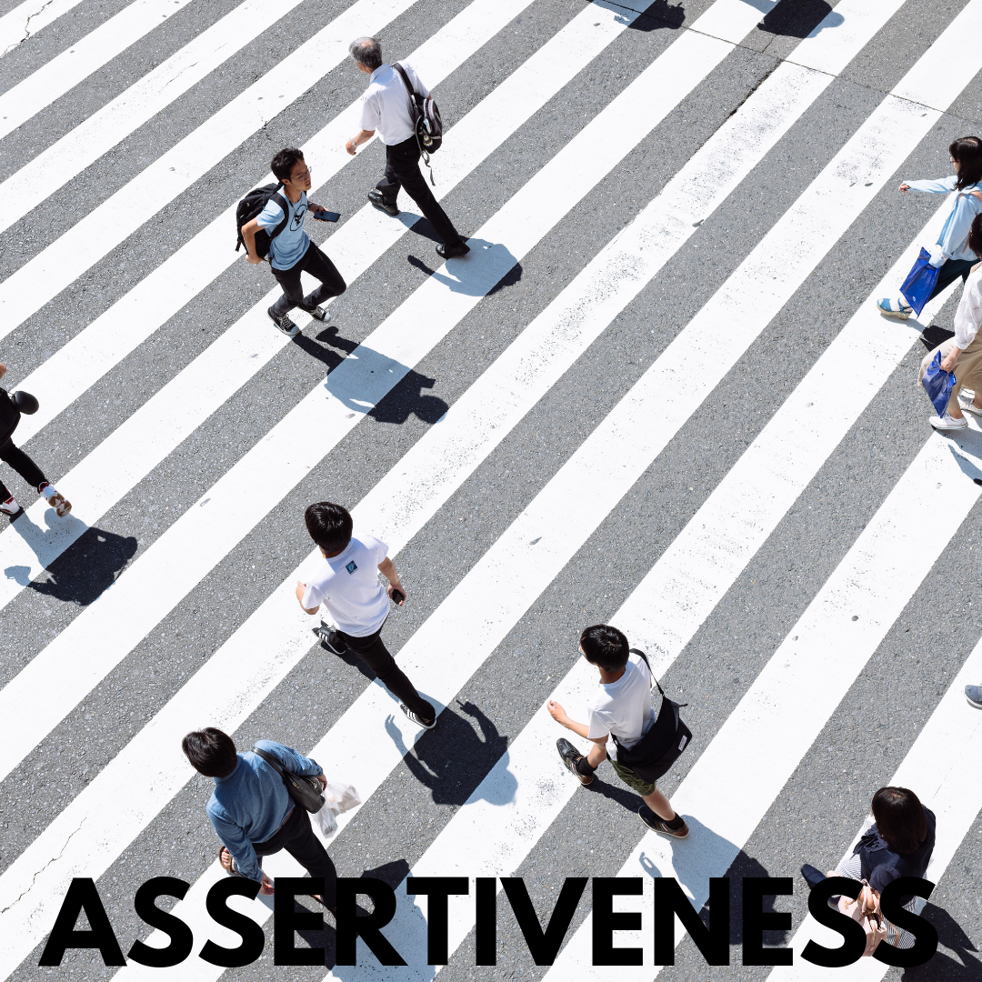 simple ways to become an assertive person