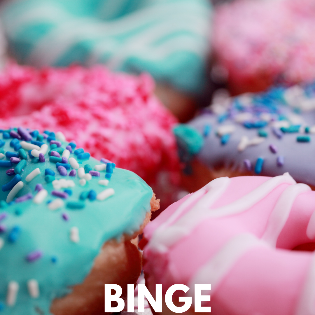 how to overcome binge eating