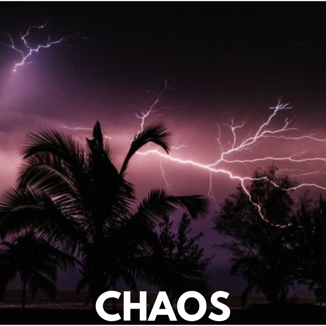 Embrace The Chaos – Too Close To The Edge…