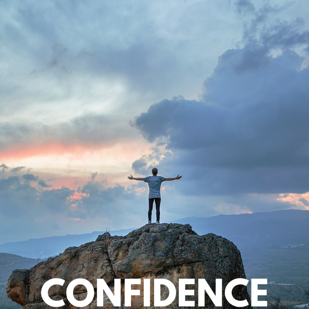how to boost confidence