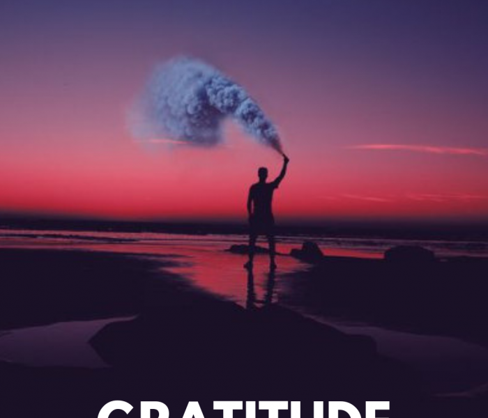 Be Grateful Because Life Is Unpredictable.