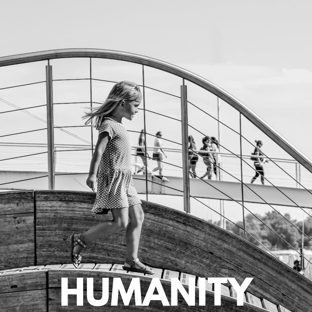 Mindfulness Equals The Sense Of Humanity