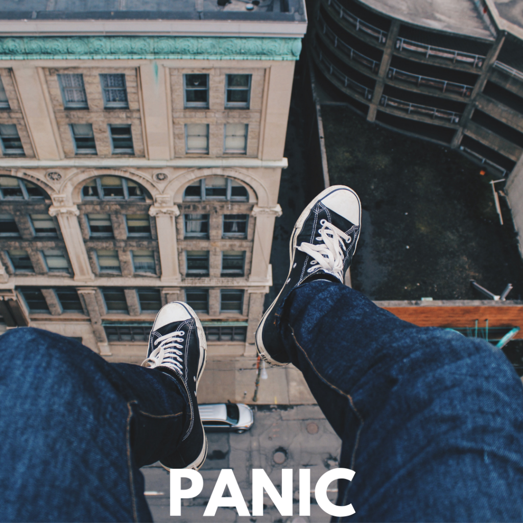 how to overcome a panic attack