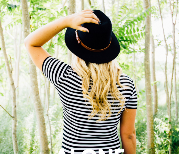 A letter to my best friend:  My Solitude.