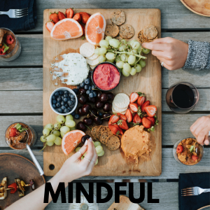 how to practice mindful eating