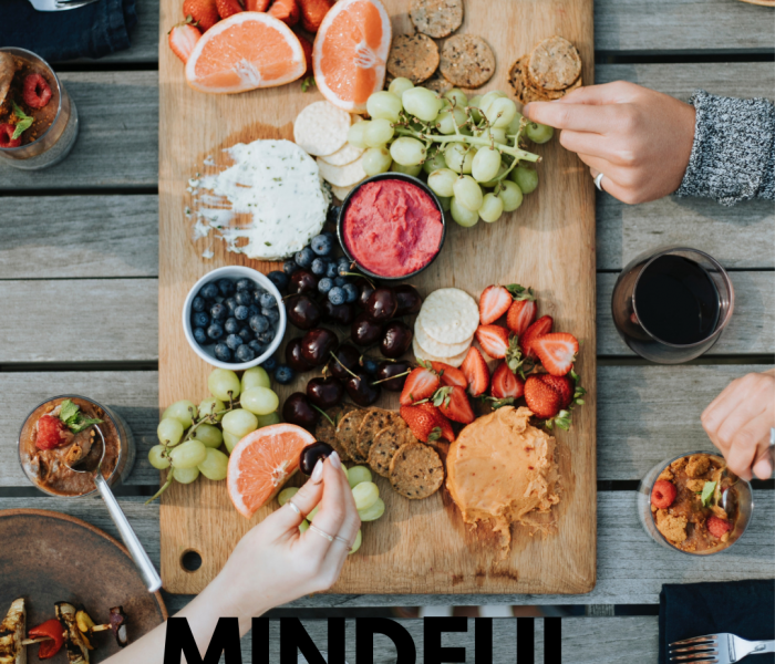 Why You Should Eating Mindfully And How To Start.