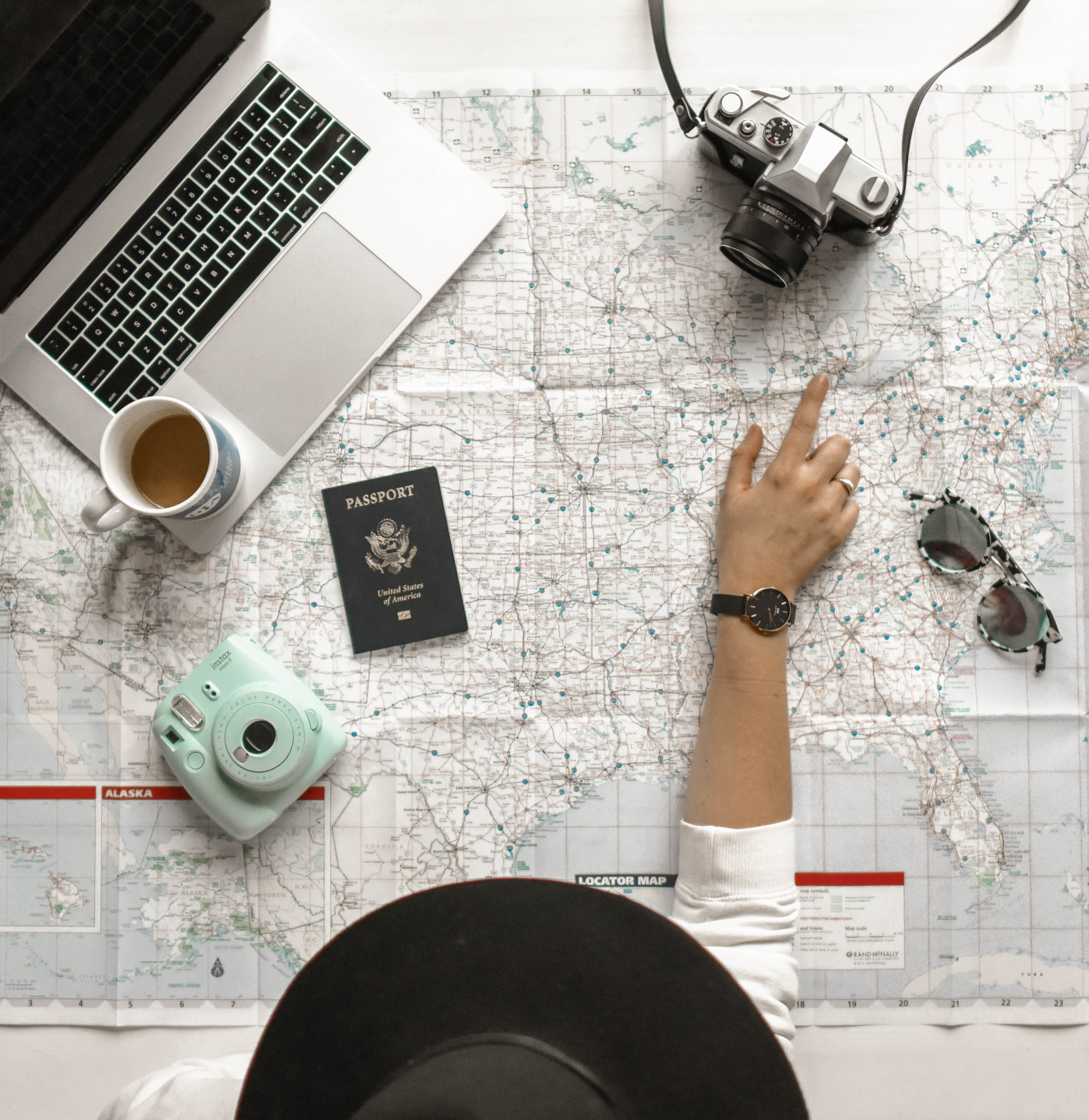 how to cope with anxiety while traveling