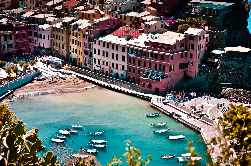 vacation in italy
