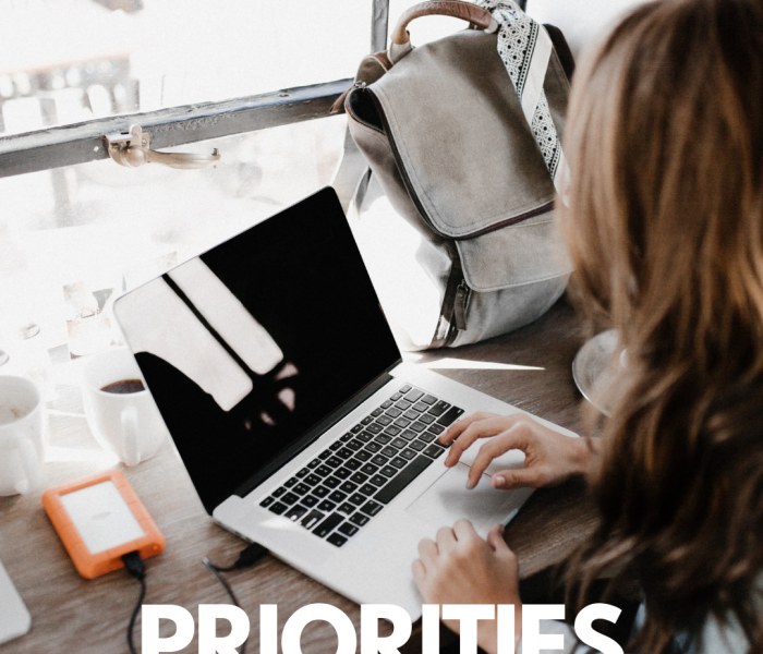Prioritize Your Life Goals – Free Workbook