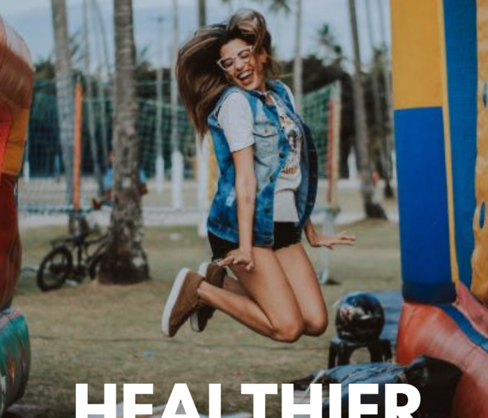 6 Simple Ways To Live A Healthier Lifestyle