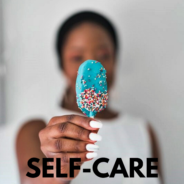 How To Make An Epic Self-Care Kit For Strong Mental Health + Freebies!