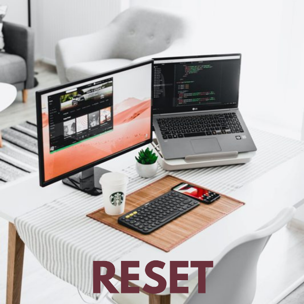 8 Steps To Reset Your Life For A Successful 2021