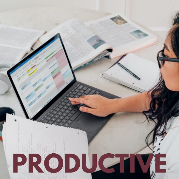 The Ultimate Productivity Bundle: My Review + FREE Printables.
