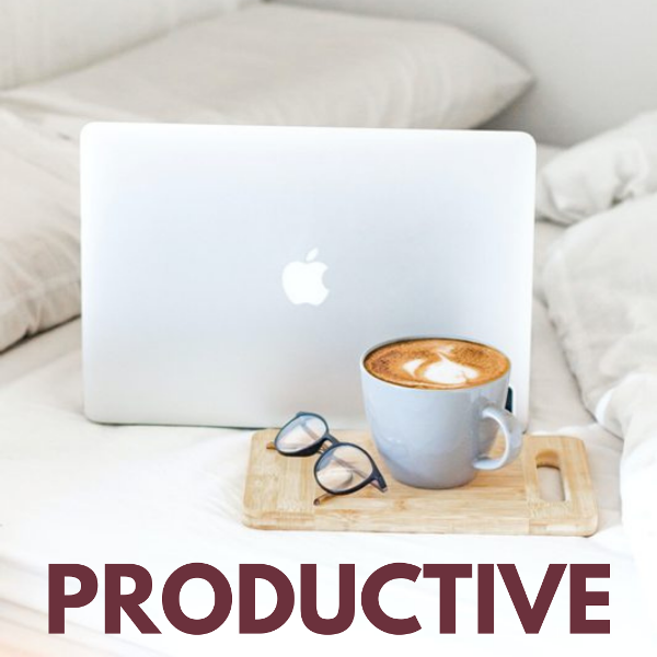 How To Be Insanely Productive & Focused On What's Truly Important During Your Work Day.