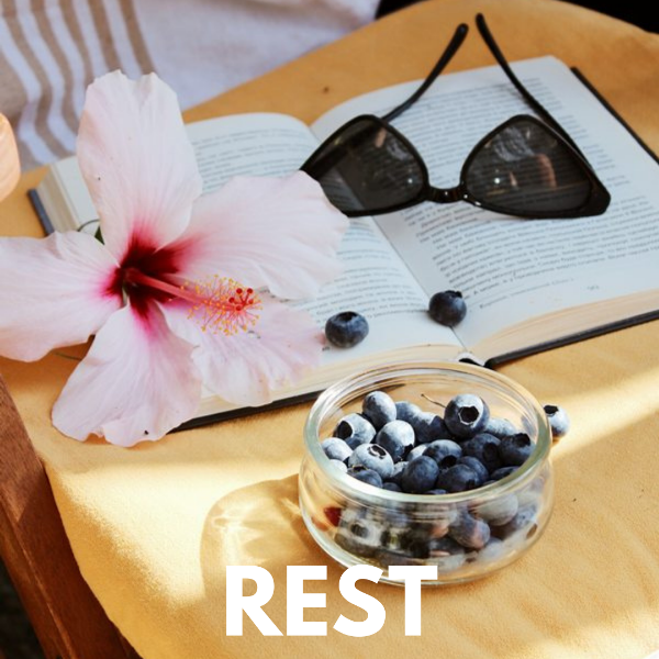 How To Truly Rest And Recharge Your Mind, Body And Spirit: 7 Types Of Rest