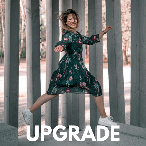 How To Upgrade Your Life For Maximum Results & Happiness
