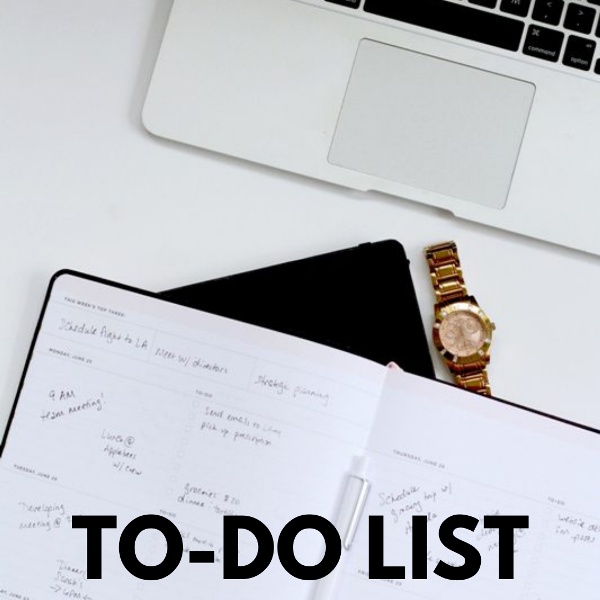 How To Write & Master An Epic To-Do List: 6 Simple Steps To Becoming A Highly Organized And Productive Person.