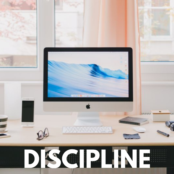 A Guide to Developing the Self-Discipline Habit: 9 Simple Tactics.