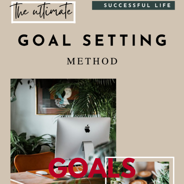 """""""The Laws of Goal Setting Universe"""" Workbook Is Finally Here And You Will Love It!"""