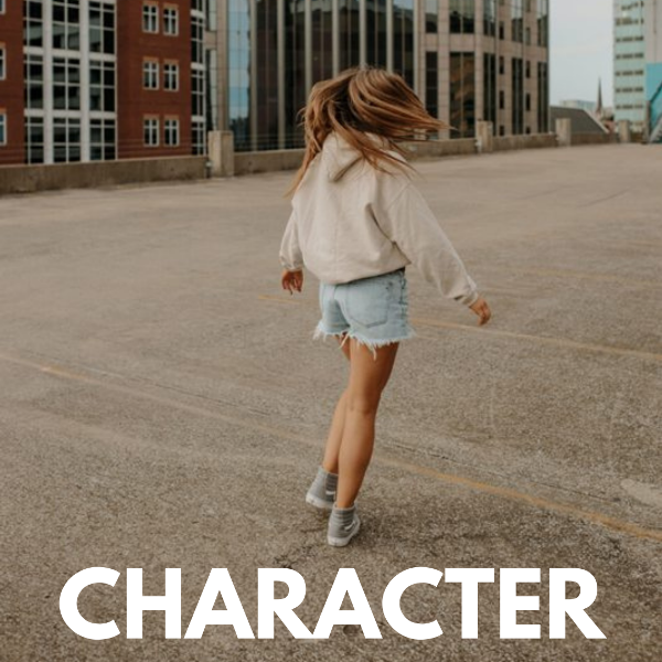 How To Be The Main Character of Your Life: 10 Simple Steps.